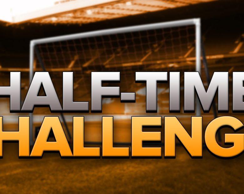 halftime